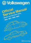 Volkswagen Beetle and Karmann Ghia Service Manual, Type 1: 1966, 1967, 1968, 1969 - Bentley Publishers