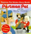 Postman Pat and the Smokey Chimney: Over 20 Reusable Stickers - John Cunliffe, Stuart Trotter