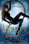 Monster (A Cassidy Edwards Novel Book 1) - Carmen Caine