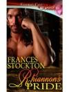 Rhiannon's Pride (Panthera, Book Two) - Frances Stockton