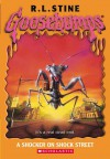A Shocker on Shock Street - R.L. Stine
