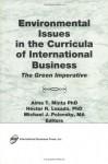 Environmental Issues in the Curricula of International Business - Erdener Kaynak