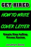 How To Write a Cover Letter - Jonathan Stone