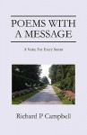 Poems with a Message: A Voice for Every Storm - Richard P. Campbell