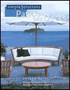 Patios and Decks - Coleen Cahill, Home Magazine Editors, Timothy Drew