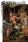 Swords of Sorrow: Dejah Thoris & Irene Adler #2 - Leah Moore, Francesco Manna
