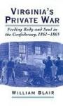 Virginia's Private War - William Blair