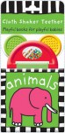 Cloth Shaker Teether Animals (Cloth Skaker Teether) - Roger Priddy