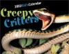Creepy Critters 2002 Wall Calendar - Calen, National Geographic