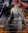 City of Heavenly Fire[MORTAL INSTRUMENTS BK06 CI 17D][UNABRIDGED][Compact Disc] - CassandraClare