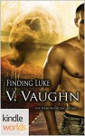 Southern Shifters: Finding Luke (Kindle Worlds Novella) - V. Vaughn