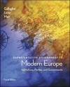 Representative Government in Modern Europe - Michael Gallagher, Peter Mair, Michael Laver