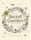 Secret Garden Artist's Edition: 20 Drawings to Color and Frame - Johanna Basford