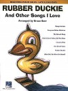 Rubber Duckie and Other Songs: Late Elementary Piano Solos - Bruce Berr, Barbara Kreader