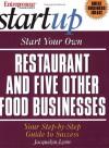 Start Your Own Restaurant (and Five Other Food Businesses) (Entrepreneur Magazine's Start Ups) - Entrepreneur Press, Jacquelyn Lynn