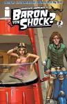 Whatever Happened To Baron Von Shock? #2 (Whatever Happened To Baron Von Shock Vol. 1) - Rob Zombie, Donny Hadiwidjaja