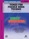 Student Instrumental Course Tunes for French Horn Technic - James D. Ployhar