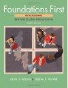 Foundations First with Readings: Sentences and Paragraphs - Laurie G. Kirszner, Stephen R. Mandell