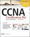 CCNA Cisco Certified Network Associate Certification Kit (640-802) Set, Includes CDs - Todd Lammle, William Tedder
