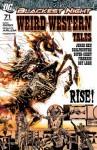 Weird Western Tales #71 - Dan DiDio, Renato Arlem