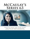 McCaulay's Series 63 Practice Exams and Study Guide for the Uniform Securities Agent State Law Examination - Philip Martin McCaulay