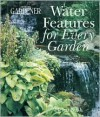 Country Living Gardener Water Features for Every Garden - Helen Nash