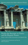 Proclus the Successor on Poetics and the Homeric Poems: Essays 5 and 6 of His Commentary on the Republic of Plato - Robert Lamberton