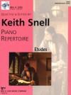 Piano Repertoire, GP640: Etudes Preparatory Level - Keith Snell