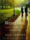 Mozart's Ghost (Audio) - Julia Cameron, Kirsten Potter