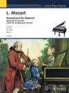 Notebook for Nannerl: Piano - Leopold Mozart