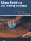 More Finishes & Finishing Tech - Fine Woodworking Magazine