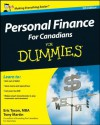 Personal Finance For Canadians For Dummies - Eric Tyson, Tony Martin