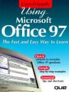 Using Microsoft Office 97 - Que Corporation
