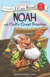 Noah and God's Great Promise: Biblical Values (I Can Read! / Dennis Jones Series) - Dennis Jones