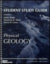 Student Study Guide To Accompany Physical Geology - Esther Tuttle, Charles Plummer