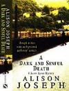 A Dark And Sinful Death - Alison Joseph