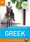 Rough Guide Greek Phrasebook - Rough Guides