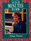 10 20 30 Minutes to Sew - Nancy Zieman