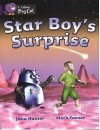 Star Boy's Surprise: Band 08/Purple (Collins Big Cat) - Jana Novotny Hunter