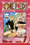 One Piece, Vol. 07: The Crap-Geezer - Eiichiro Oda