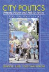 City Politics: Private Power Public Policy - Dennis R. Judd, Todd Swanstrom