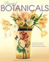Painted Botanicals (Leisure Arts #22586) - Kooler Design Studio