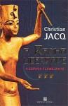 A Espada Flamejante (A Rainha Liberdade, #3) - Christian Jacq