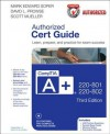 Comptia A+ 220-801 and 220-802 Authorized Cert Guide, 3/E - Mark Edward Soper, David L Prowse, Scott Mueller