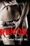 Rumor (Black Rebel Riders' MC) (Volume 2) - Glenna Maynard