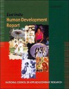 East India Human Development Report - National Council