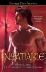 Insatiable: Ellora's Cave - Sherri L. King, S. L. Carpenter, Elizabeth Jewell