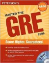 Master the GRE 2008 (Arco Master the GRE iBT (w/CD)) - Thomas H. Martinson