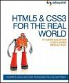 HTML5 & CSS3 For The Real World - Estelle Weyl, Estelle Weyl, Louis Lazaris