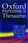 The Oxford Paperback Thesaurus - Maurice Waite
